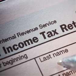 Individual Income Tax Planning
