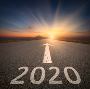 road with 2020
